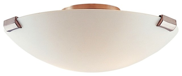 Contemporary Murray Feiss Gramercy Collection 14&quot; Wide Ceiling Light contemporary ceiling lighting