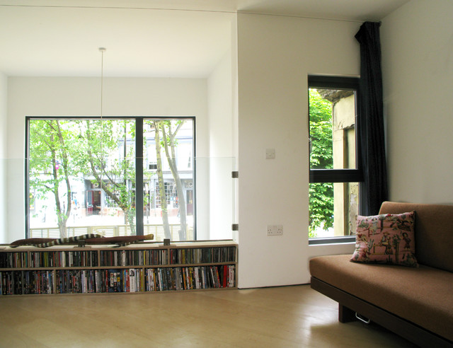 76 Newington Green Road contemporary home office