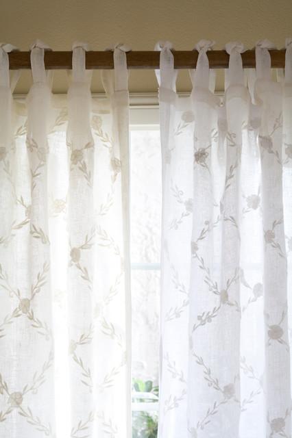 White Trellis Curtains 426 x 640 · 55 kB · jpeg