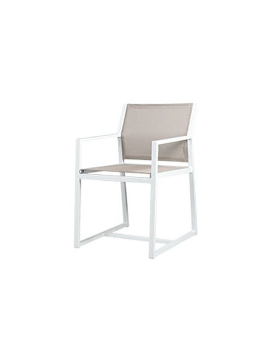 Mamagreen - Mamagreen | Allux Dining Armchair - Design by Vincent Cantaert & Barbara Widinigtias.