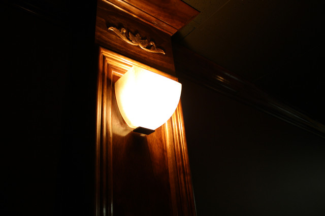 Wall Sconces Home Theater : Home Theater Lighting