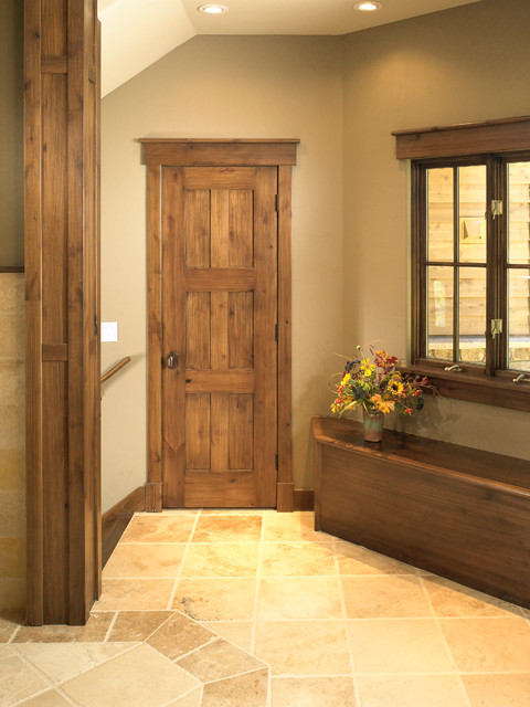 Craftsman Interior Trim Pictures ~ Craftsman look for interior doors ...