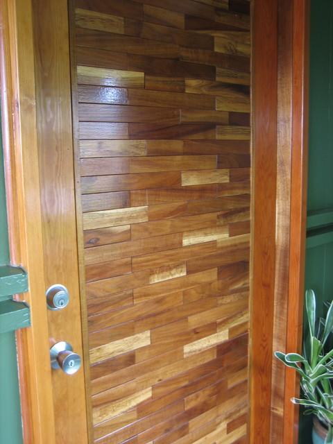 Dela Cruz Residence- Custom door by Richard windows-and-doors