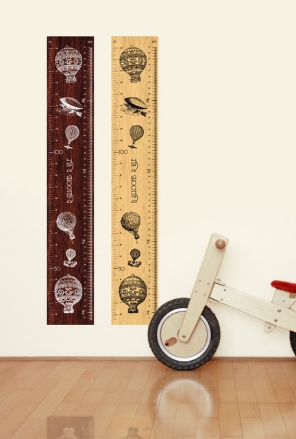 Contemporary Growth Charts by Etsy