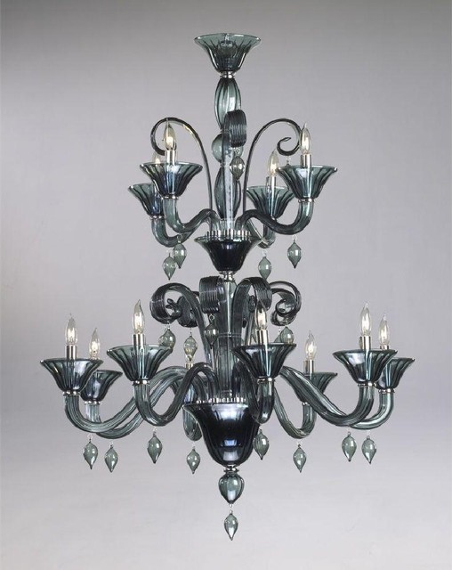 Cyan Treviso 12-Light I/S Chandelier traditional chandeliers