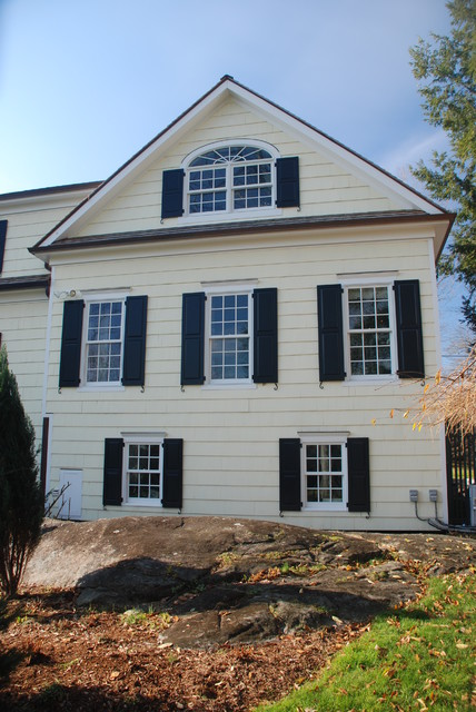 Split Level Addition Greenwich Ct Traditional