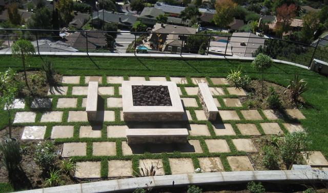 D'Urso Landscape Design contemporary