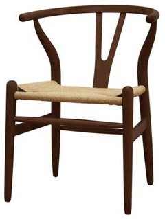 Wishbone Chair midcentury-armchairs-and-accent-chairs