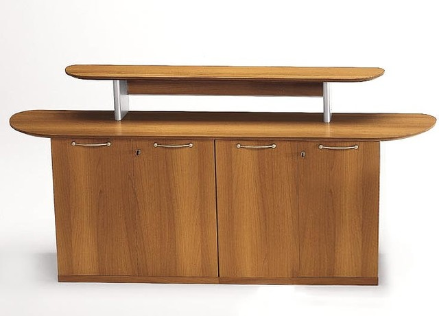 Magis Wood Credenza by Uffix - Modern - Filing Cabinets