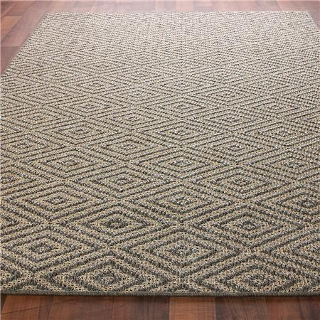 Diamond Sisal Rug Eclectic Rugs By Shades Of Light
