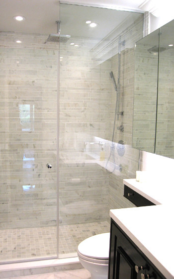 Sino Carrara Contemporary Tile Toronto By Cercan