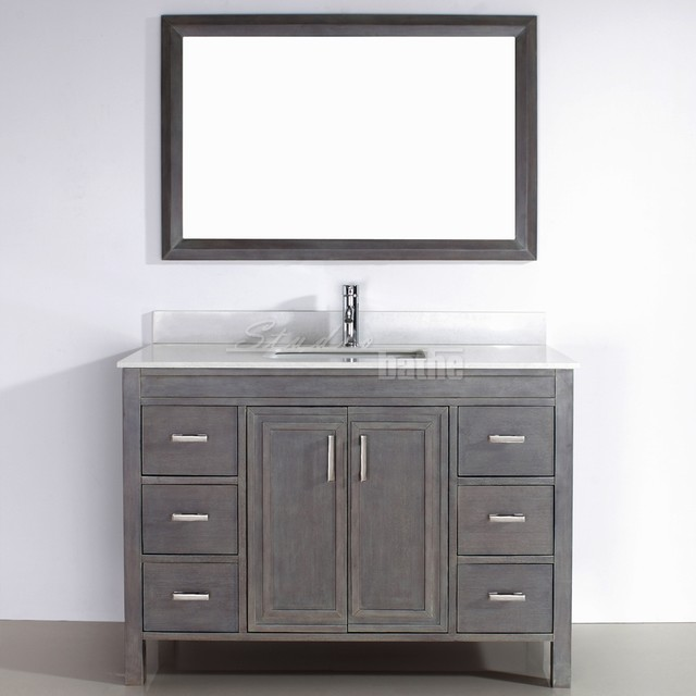 quality bathroom vanities contemporary los angeles