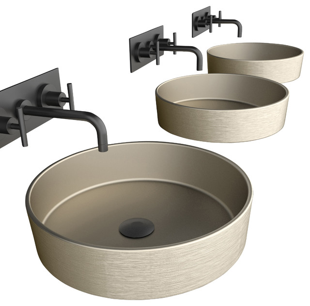 Pictures Of Bathrooms With Vessel Sinks