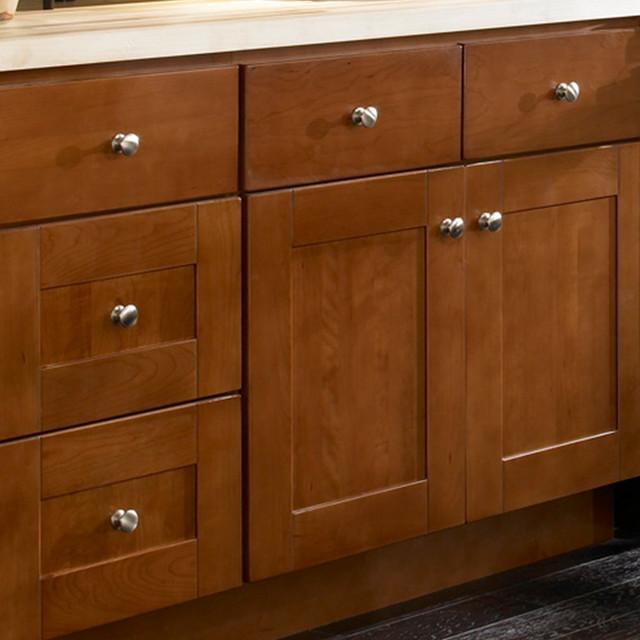 Findley & Myers Montauk Cherry Kitchen Cabinets contemporary-kitchen ...