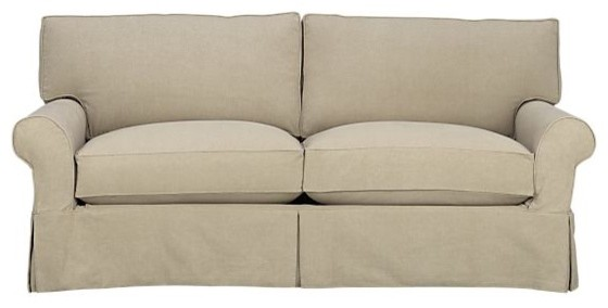 Slipcover Only for Cortland Full Sleeper modern-sofa-beds