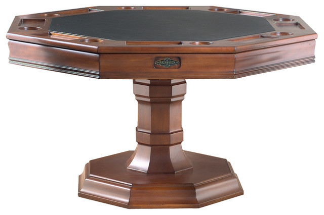 Brunswick Centennial Game Table - contemporary - bar tables