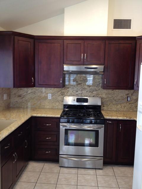 Limited Version Chocolate Kitchen kitchen-cabinets