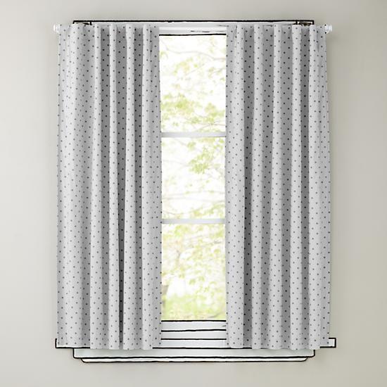 Land Of Nod Curtain Panels