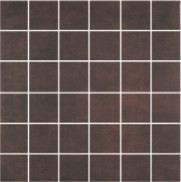Parkland Collection Redwood 2x2 Mosaic contemporary-wall-and-floor-tile