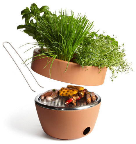 Eclectic Outdoor Grills Hot-Pot Grill