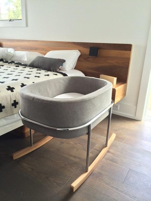 rockwell bassinet modern cradles and bassinets toronto by monte design. Black Bedroom Furniture Sets. Home Design Ideas