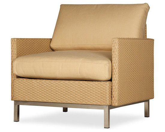 Lloyd Flanders Elements Lounge Chair -