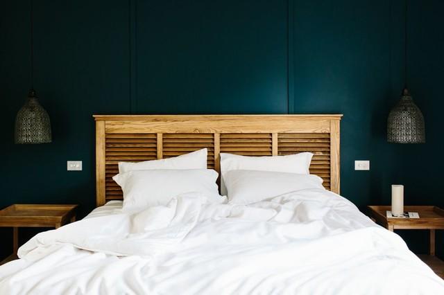 Ocean Grove House contemporary-bedroom