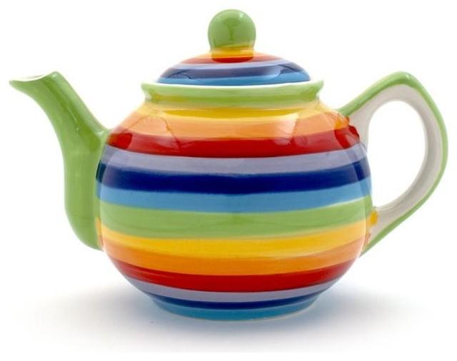 Unique Colorful Teapot...