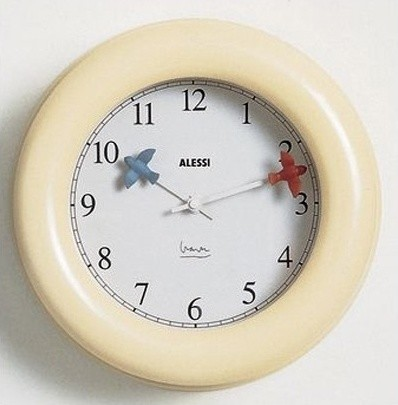Michael graves kitchen wall clock modern wall clocks - Modern clocks for kitchen ...