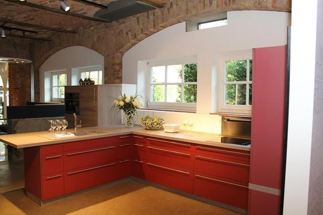 Bauformat kitchens - Show in Germany modern-kitchen-cabinets