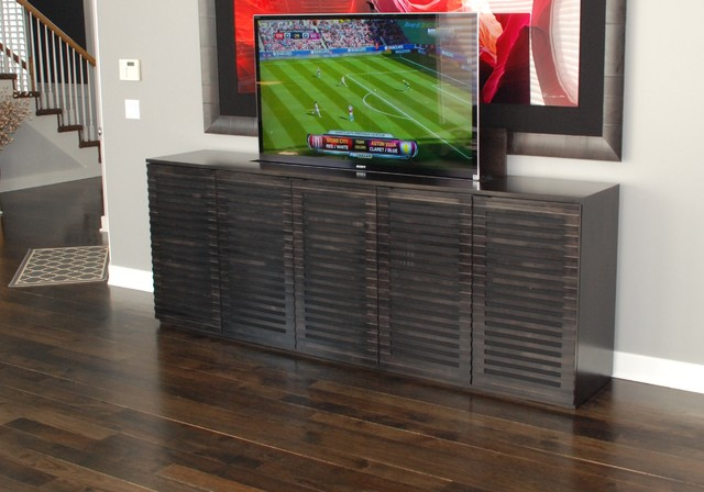 TV Lift Modern Cabinet - lift and shipping included - Modern ...