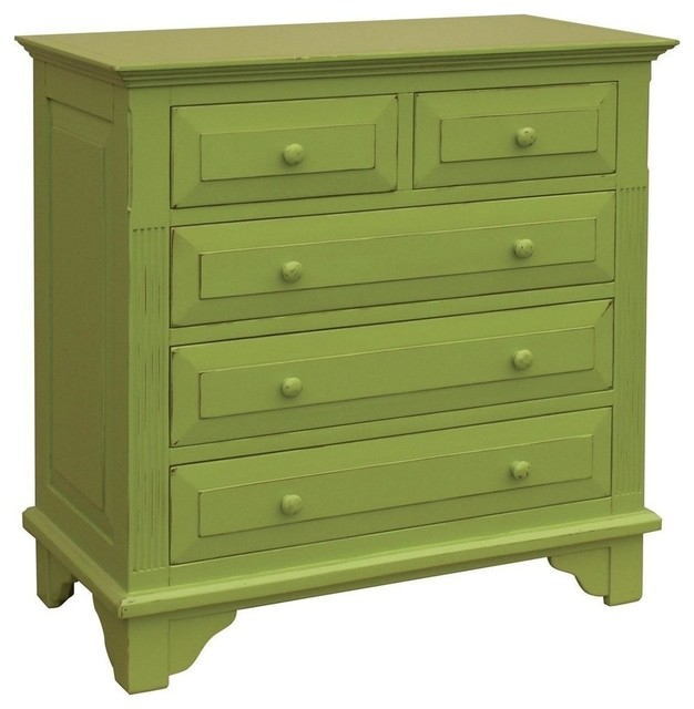 Bedroom Dressers And Chests New Chest Of Drawers Green Bachelor Painted Traditional Bedroom
