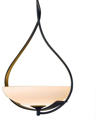 Lyra Adjustable Pendant with Glass Options contemporary-pendant-lighting