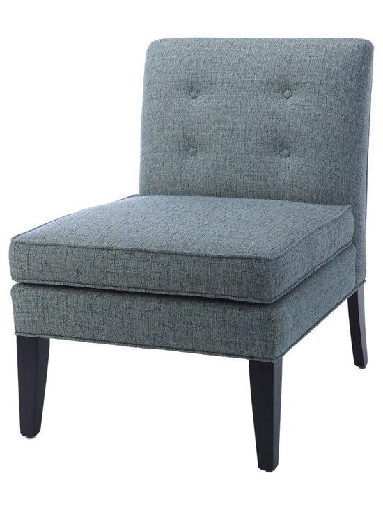 Dean Slipper chair - The Dean Slipper Chair