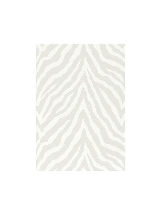 Etosha Wallpaper, Gray -