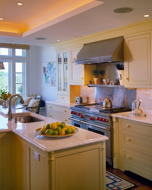 New Homes traditional-kitchen