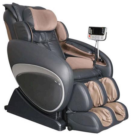 OS-4000 Zero Gravity Heated Reclining Massage Chair modern-armchairs