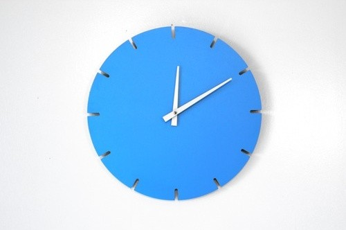 Bolla Metro Clock modern-home-decor