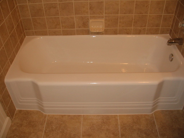 Bathtub amp Tile Refinishing Traditional bathtubs