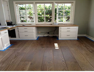 White Oak French Connection contemporary-hardwood-flooring
