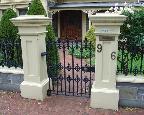 Hindmarsh Cast Aluminium Fences & Gates - www.hindmarshfencing.com.au