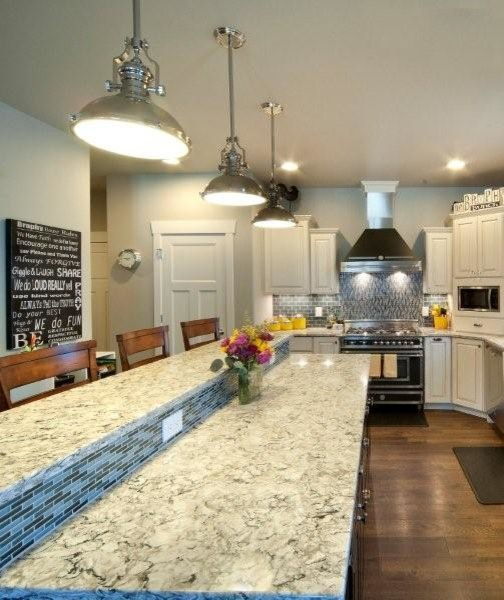 Lighting Projects traditional-kitchen
