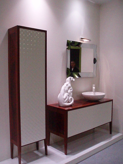 Italian Bathroom Vanities – NEA Italia (Model: Diamante ) modern-bathroom-vanities-and-sink-consoles