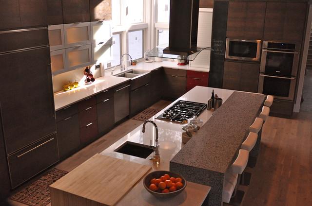 Modern Kitchen - Modern - Cabinet And Drawer Handle Pulls - salt lake city - by Direct Door Hardware