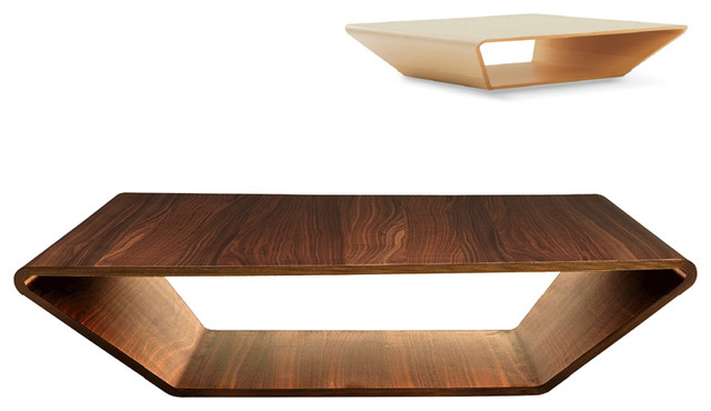 Modern Brasilia Coffee Table - modern - coffee tables - by NOVA68
