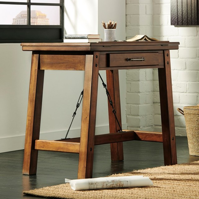 Ashley Furniture Shayneville Counter Height Drafting Desk