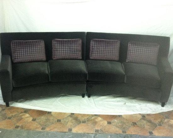 Custom Sofas -