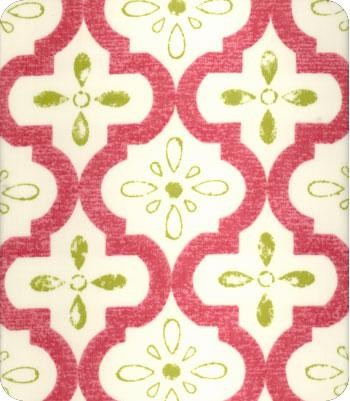 Conservatory mediterranean fabric
