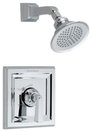 American Standard Town Square T555501 Shower Trim contemporary showers