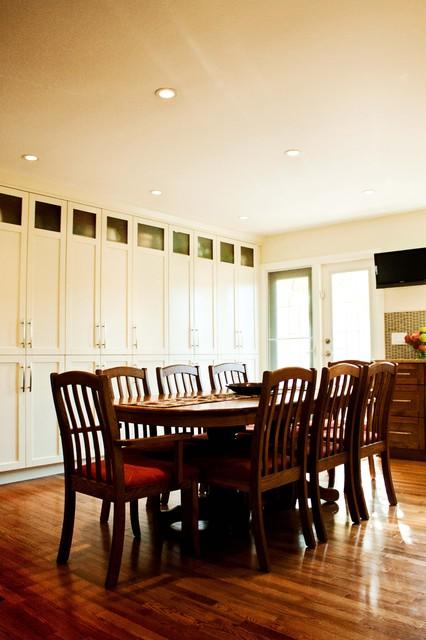 Dalhousie Main Floor Renovation traditional-dining-room
